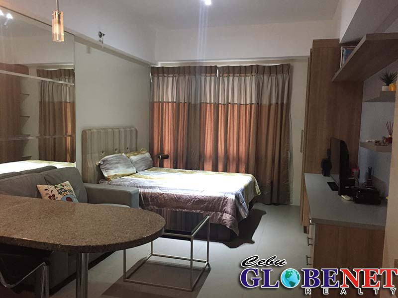 30 Sqm Furnished Studio Condo In Asia Premier It Park
