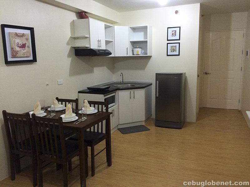 Studio Furnished For Rent in Avida Towers Condominium, IT