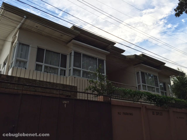 duplex house for rent in mabolo cebu