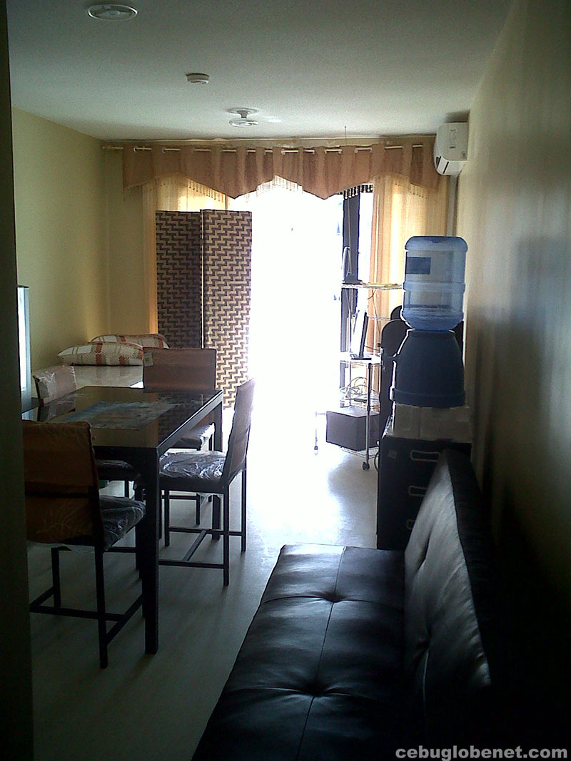 One Bedroom Furnished For Rent In One Oasis Condominium