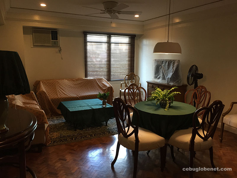 2 br for rent park tower cebu business park