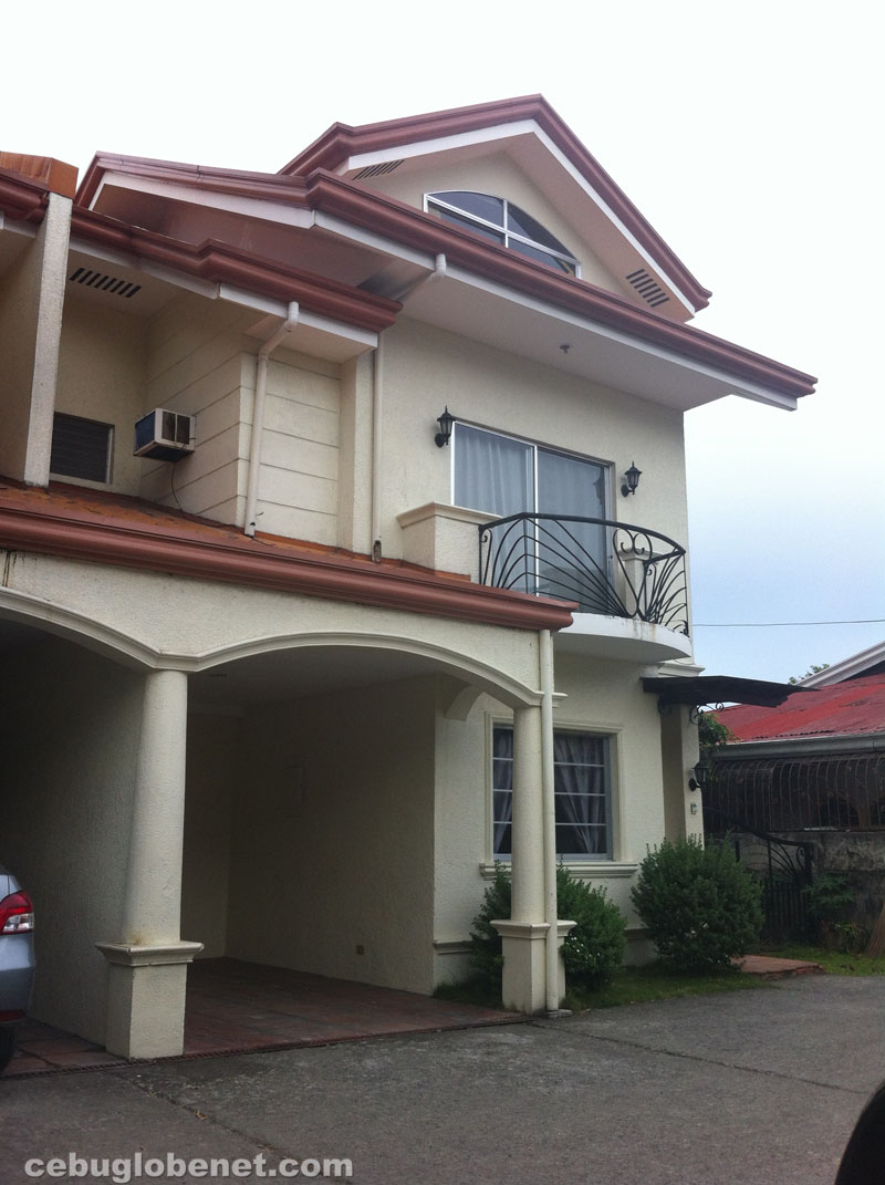 3 bedroom house for rent in mabolo for 3 bedroom townhouse