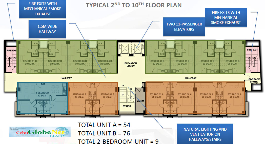 148 residences for Typical house floor plan