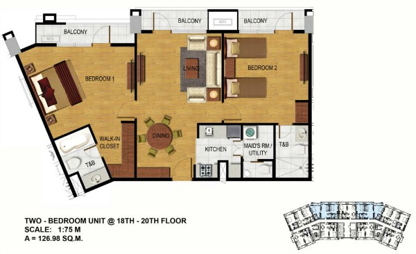 2-Bedroom-Unit-Floor-Plan