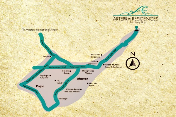 Arterra-Residences-Location-Map