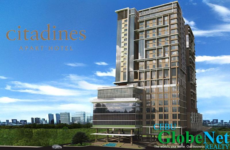 Citadines condotel for Apart hotel citadines