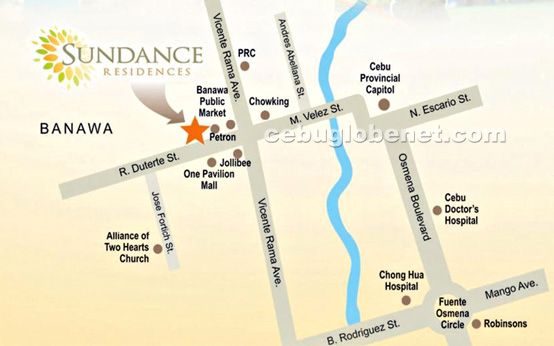 sundance-residences-location-map