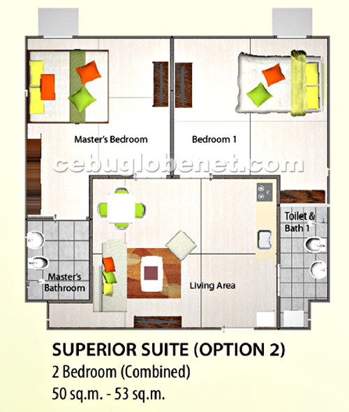 sundance-residences-superior-suite-option-2