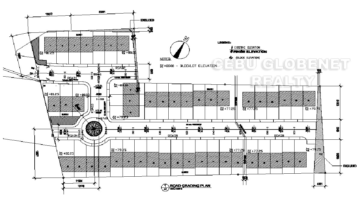 Capitol Residences Subdivision Plan