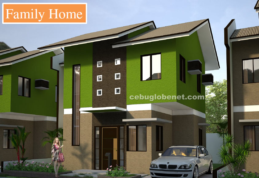 2 Storey Single Detached