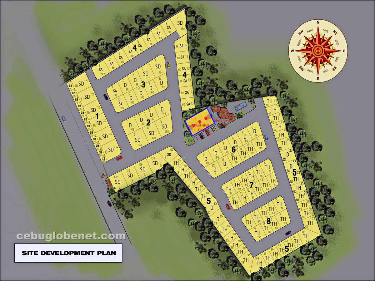 Luana Site Development Plan