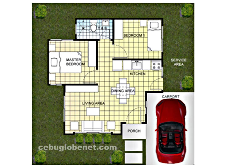 Fiona Floorplan