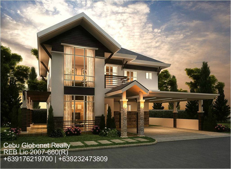 Lombardy Model Pinecrest Subdivision Cebu City