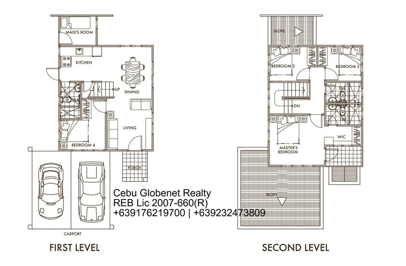 Mahogany Floor Plan Pinecrest