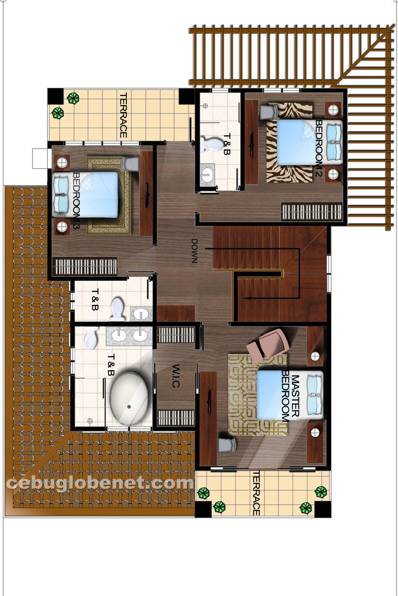 2nd Floorplan