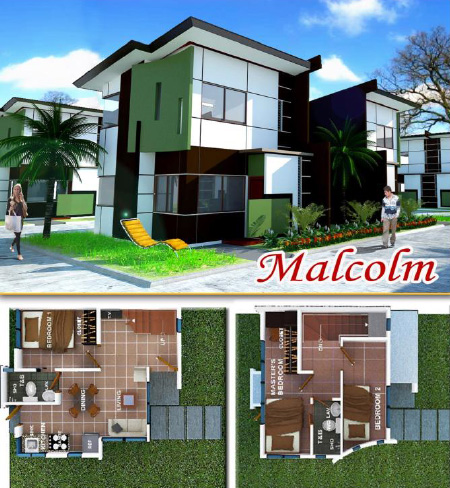 malcolm house model