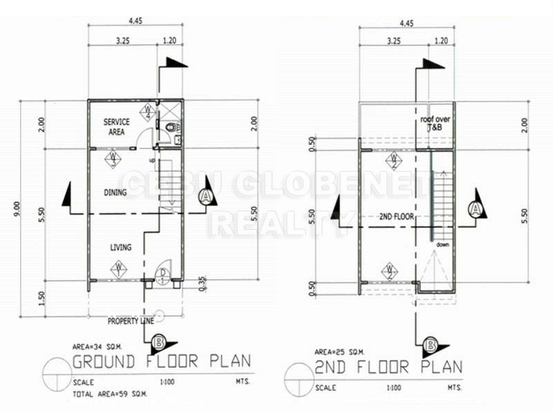 Villa Azalea Rose Floorplan